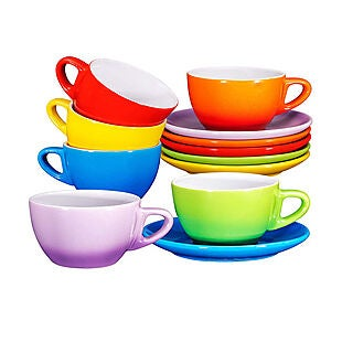 12pc Cups & Saucers  $25