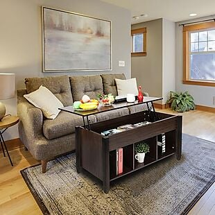 Lift-Top Coffee Table $133 Shipped